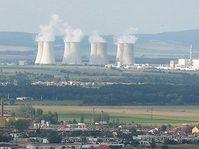 Jaslovské Bohunice nuclear power plant, photo: Ľubomír Smatana