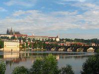 Prager Burg (Foto: Štěpánka Budková)