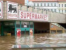 Наводнение в Праге, Флоренц, Фото: Ян Розенауэр, Чешское радио