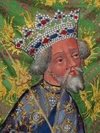 Venceslao IV, fuente: Wikimedia Commons, Public Domain