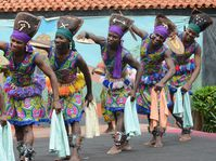 Ghana Dance Ensemble, photo: Site officiel du festival Korespondance
