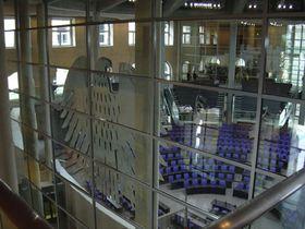 Deutscher Bundestag (Foto: Gerald Schubert)