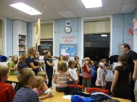 «Чешская школа без границ» в Нью-Йорке (Фото: Милена Штрафелдова)