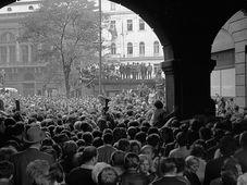 August 1969 in Prague, photo: APF / Czech Radio