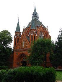 L'église de L'Apparition de la Vierge-Marie à Poštorná, photo: Fredericus, CC BY 3.0 Unported
