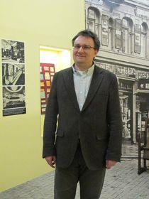 Tomáš Dvořák, foto: Martina Schneibergová