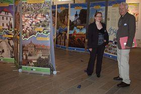 """Ausstellung """"Rad und Kultur"""" (Foto: Archiv vom Centrum Bavaria Bohemia)"""