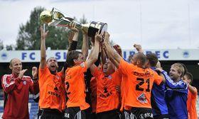 El ganador de la Supercopa Checa, foto: ČTK
