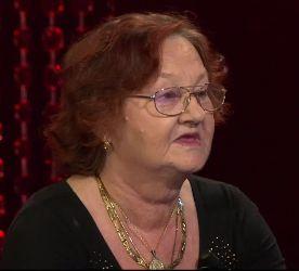 Věra Urbánková, foto: Česká televize