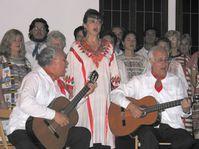 El coro mexicano Convivium Musicum