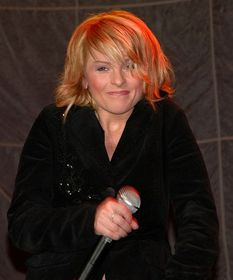 Iveta Bartošová, photo: Pornero, Wikimedia Creative Commons 3.0