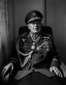 Foto: Pavel Hroch, 'Rostros de Resistencia', Imrich Gablech