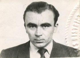 Mojmír Povolný vroce 1950, foto: Muzeum vCedar Rapids