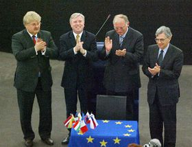 Parlamento Europeo, foto: CTK