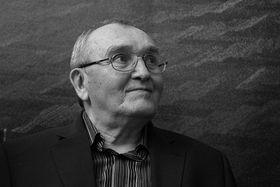 Malíř Zdeněk Sýkora, foto: Tomáš Vodňanský
