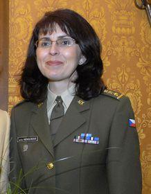 Lenka Šmerdová, foto: ČTK
