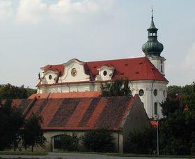 Kloster in Břevnov (Foto: Jana Šustová)