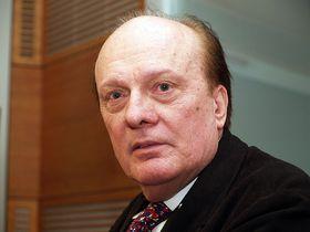 Zdeněk Mácal, foto: Jan Sklenář, ČRo