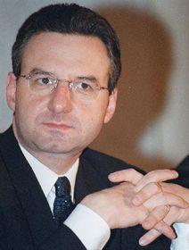 Jan Zahradil, první místopředseda ODS Foto: ČTK