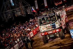Dakar Rally, photo: ČTK / PR / BUGGYRA media