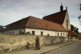 Františkánský klášter vBechyni, foto: Štěpán Ondřich, archiv společnosti Toulava