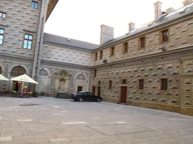 Le palais Schwarzenberg, photo: Kristýna Maková