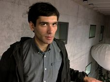 Андрей Барабанов, фото: Катерина Айзпурвит