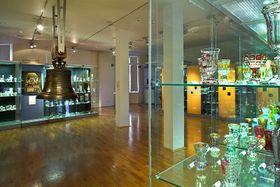 Le jardin féérique à la française, photo: Site officiel du Musée du verre et de la bijouterie