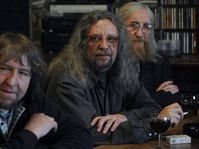 Josef Janíček, Jiří Kabeš et Vratislav Brabenec, photo: CTK