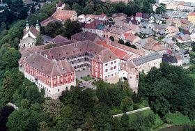 Opocno Castle, photo: CTK