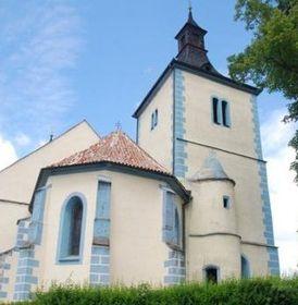 Костел Рождения Девы Марии в Велгартицах