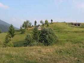Okolí Koločavy, foto: autorka