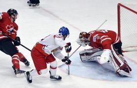 Канада-Чехия (Фото: ЧТК)