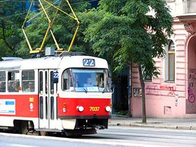 Le tramway T-3