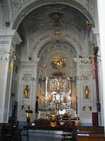 Altar de plata, foto: Jana Sustova, CRo