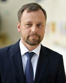 посол Литвы в Чехии Эдвилас Раудоникис, фото: Архив посольства Литвы в Чехии