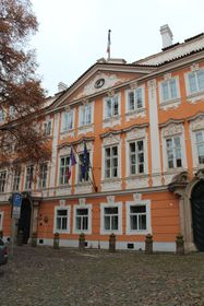L'Ambassade de France à Prague, photo: Chabe01, CC BY-SA 4.0