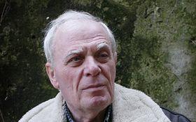 António Lobo Antunes, foto: Archivo del Festival de Escritores de Praga