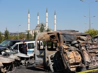 Ankara, Turquie, photo: ČTK
