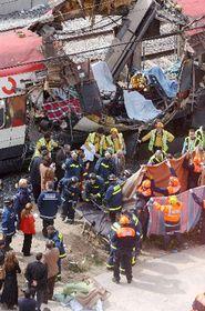 Atentados terroristas en Madrid, foto: CTK