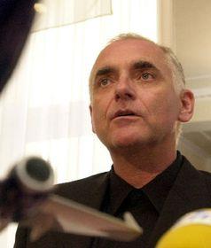 Vaclav Fischer, photo: CTK