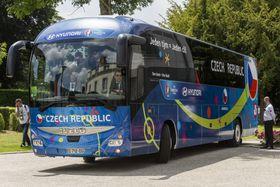 Чешская сборная в Тур, Фото: ЧТК