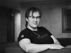 Lenka Šaldová (Foto: Tomáš Vodňanský, Archiv des Tschechischen Rundfunks)