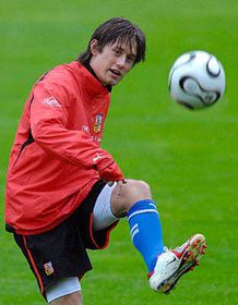 Tomas Rosicky, photo: CTK