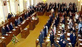 Poslanecká sněmovna, foto: ČTK
