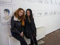 Trang Luong, Diana Nguyen, photo: Masha Volynsky