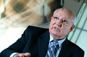 Michail Gorbačov, foto: archiv Evropské Komise