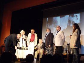 Křest nové knihy Dialogy přes železnou oponu, foto: Milena Štráfeldová / Archiv ČRo 7