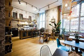 La Boheme café, photo: archive of La Boheme café