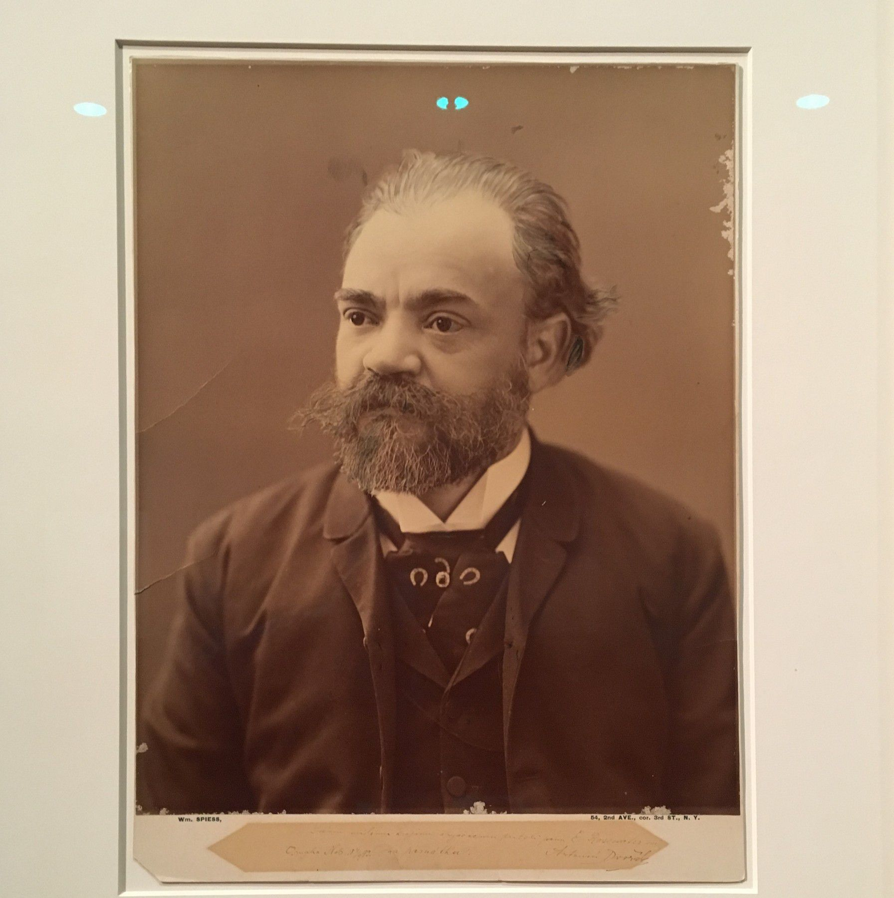 Unfinished piano piece by Antonín Dvořák completed by AI programme